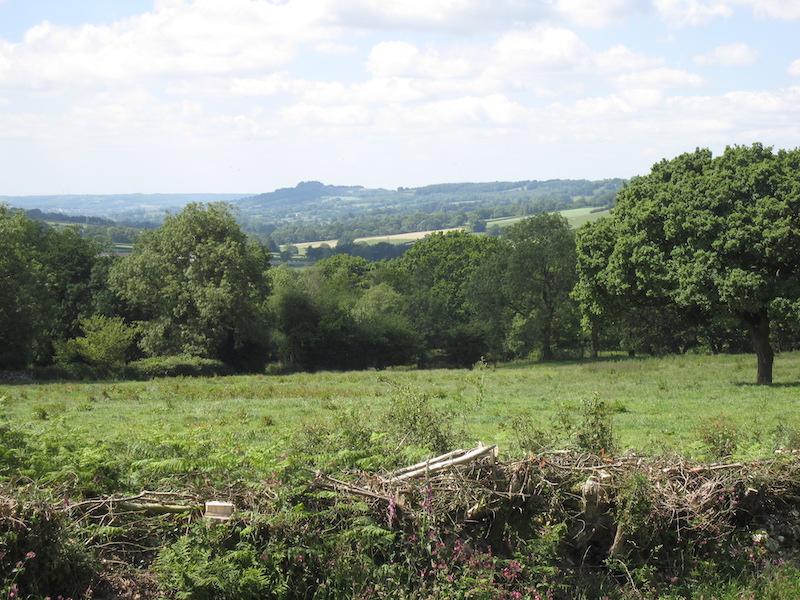Backdown Hills
